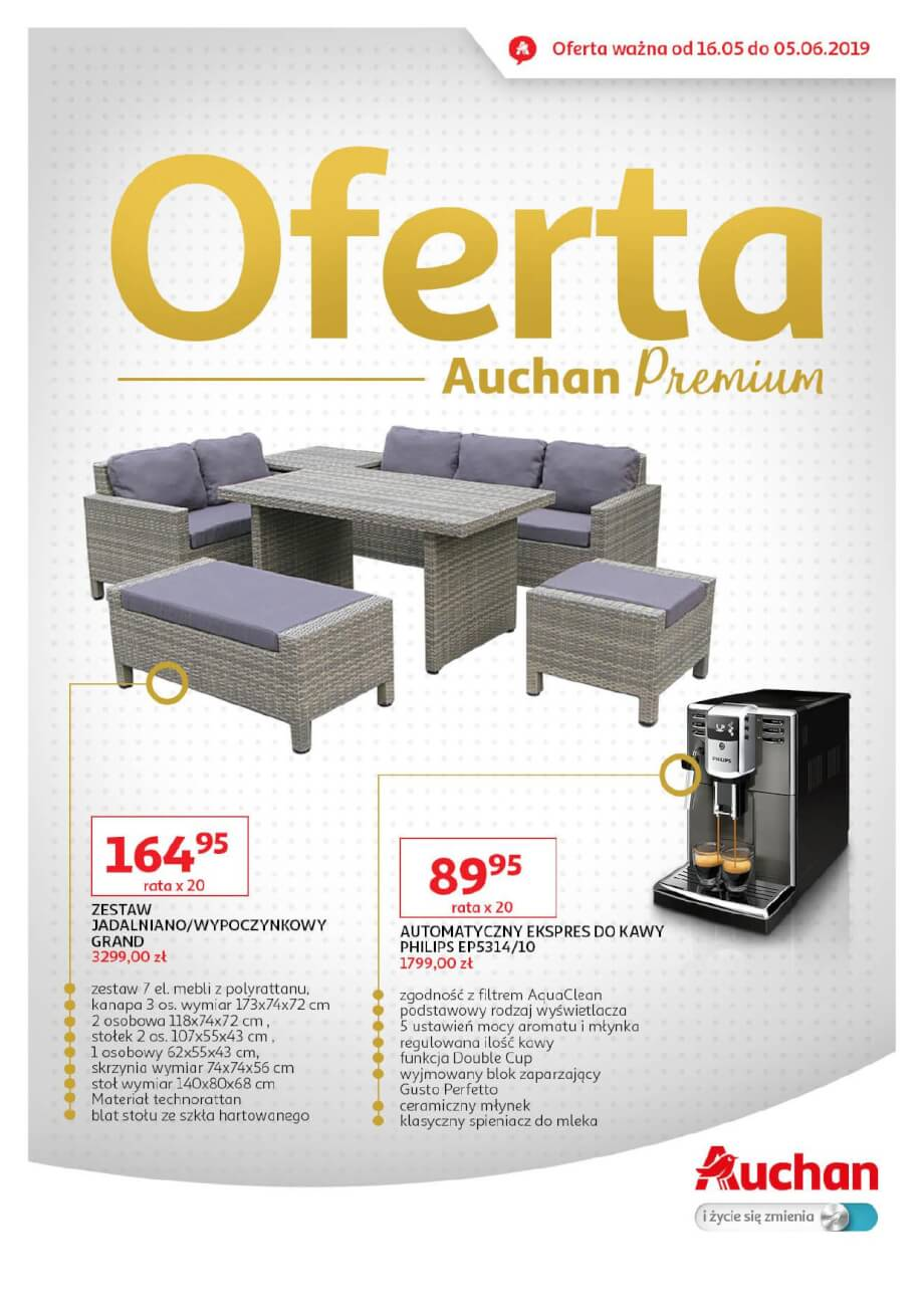 Auchan, gazetka do 05.06.2019  s1
