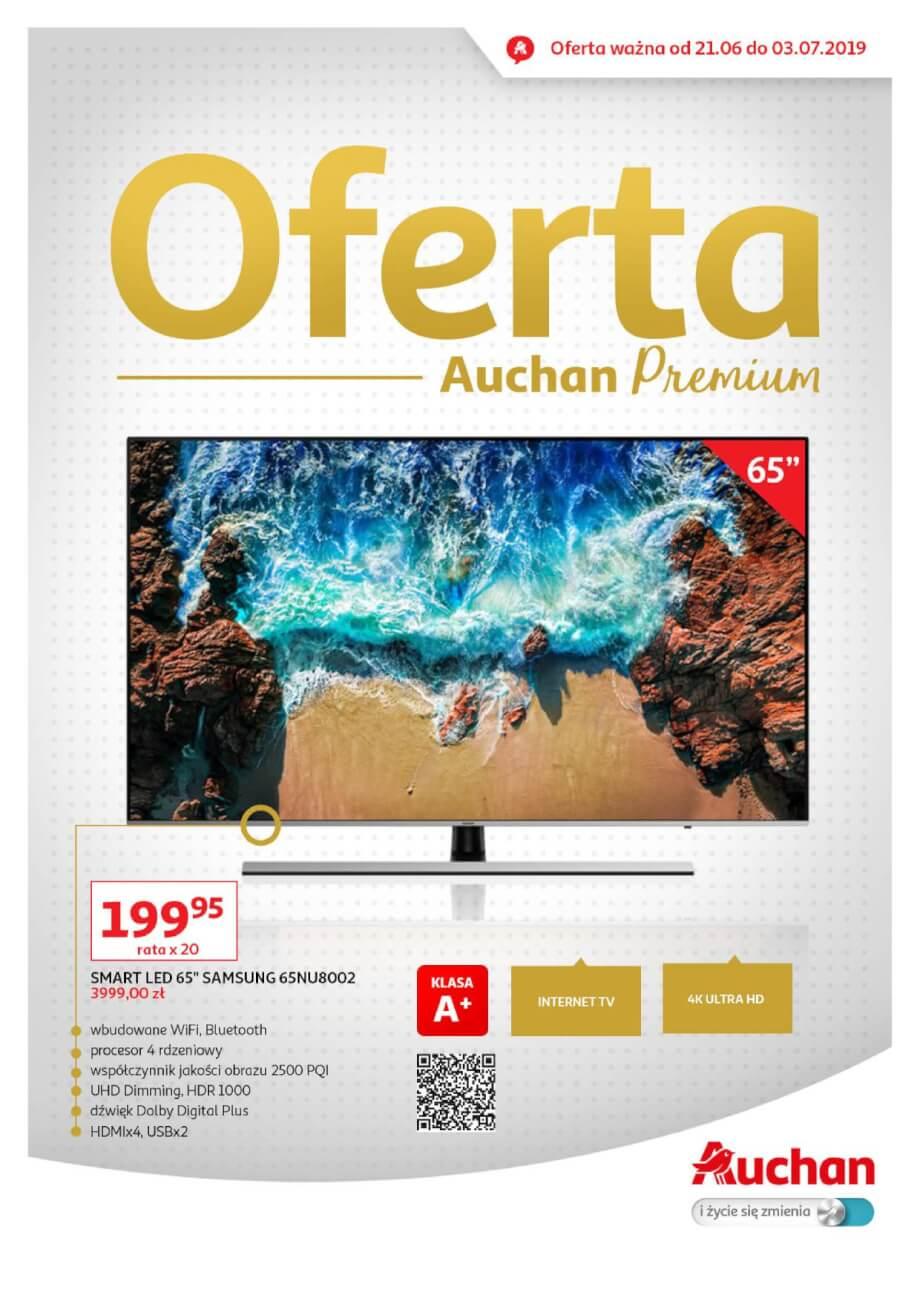 Auchan, gazetka do 03.07.2019  s1