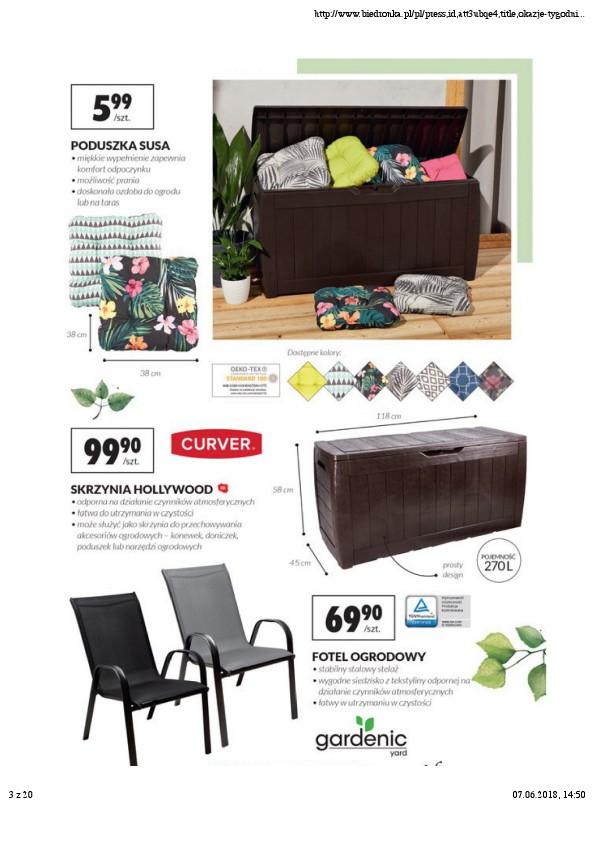 Biedronka, gazetka do 17.06.2018 str.3  s3
