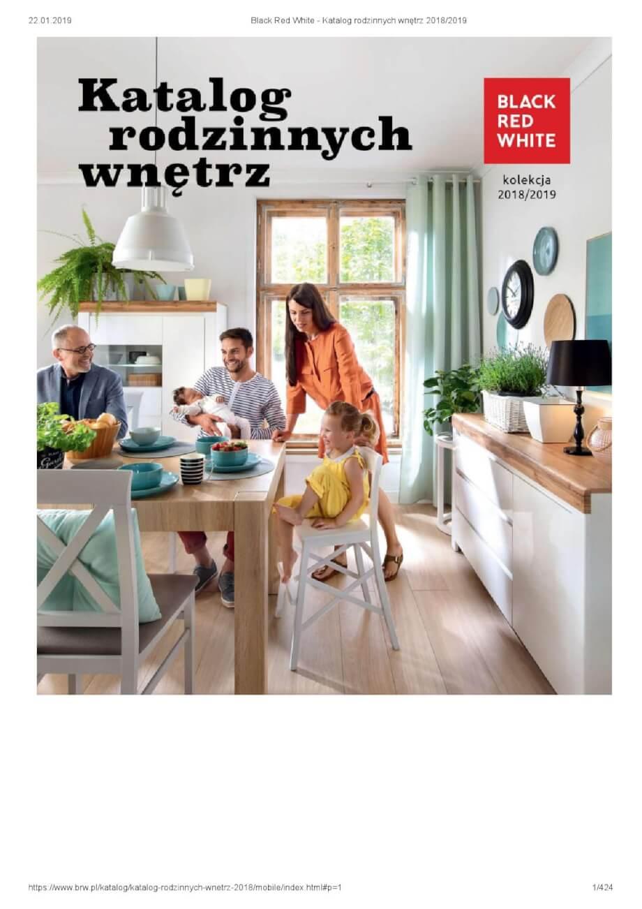Black Red White, katalog 2018/2019  s1