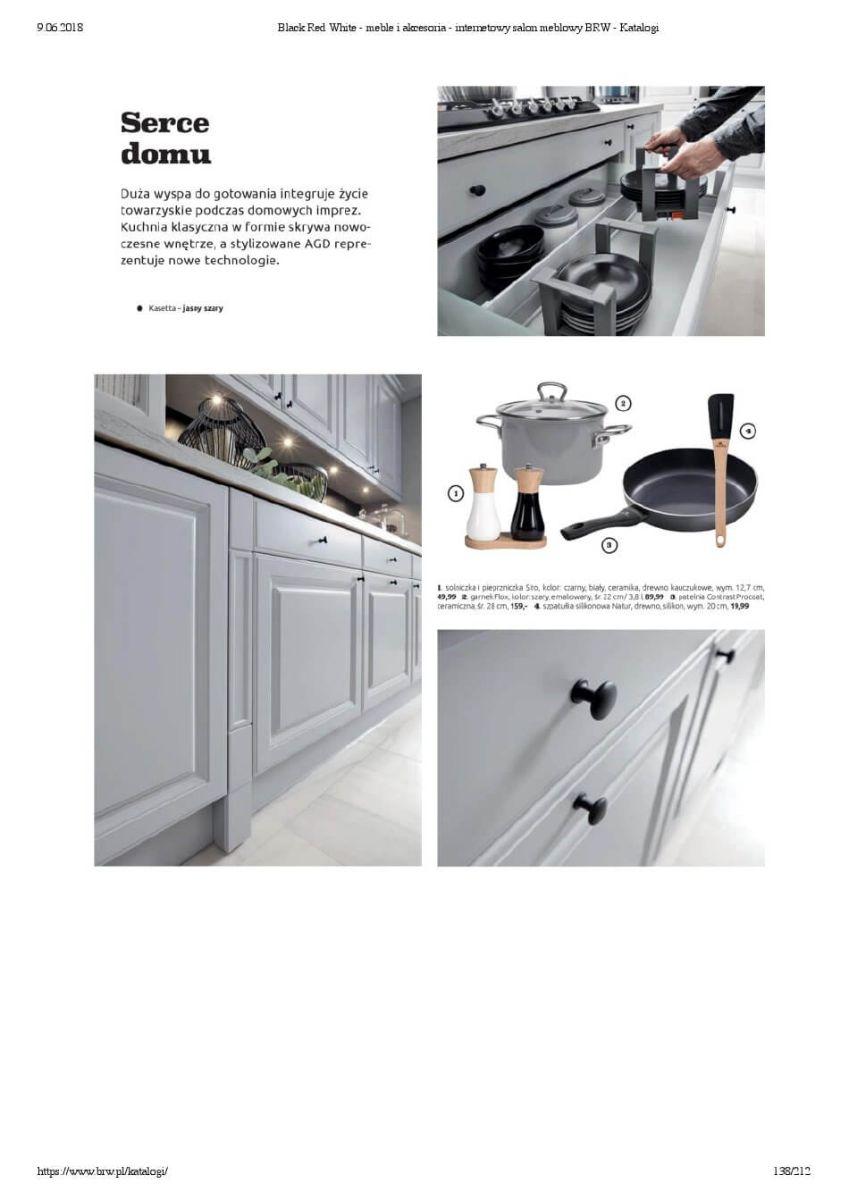 Black Red White Kuchnie Pod Wymiar Katalog Str138