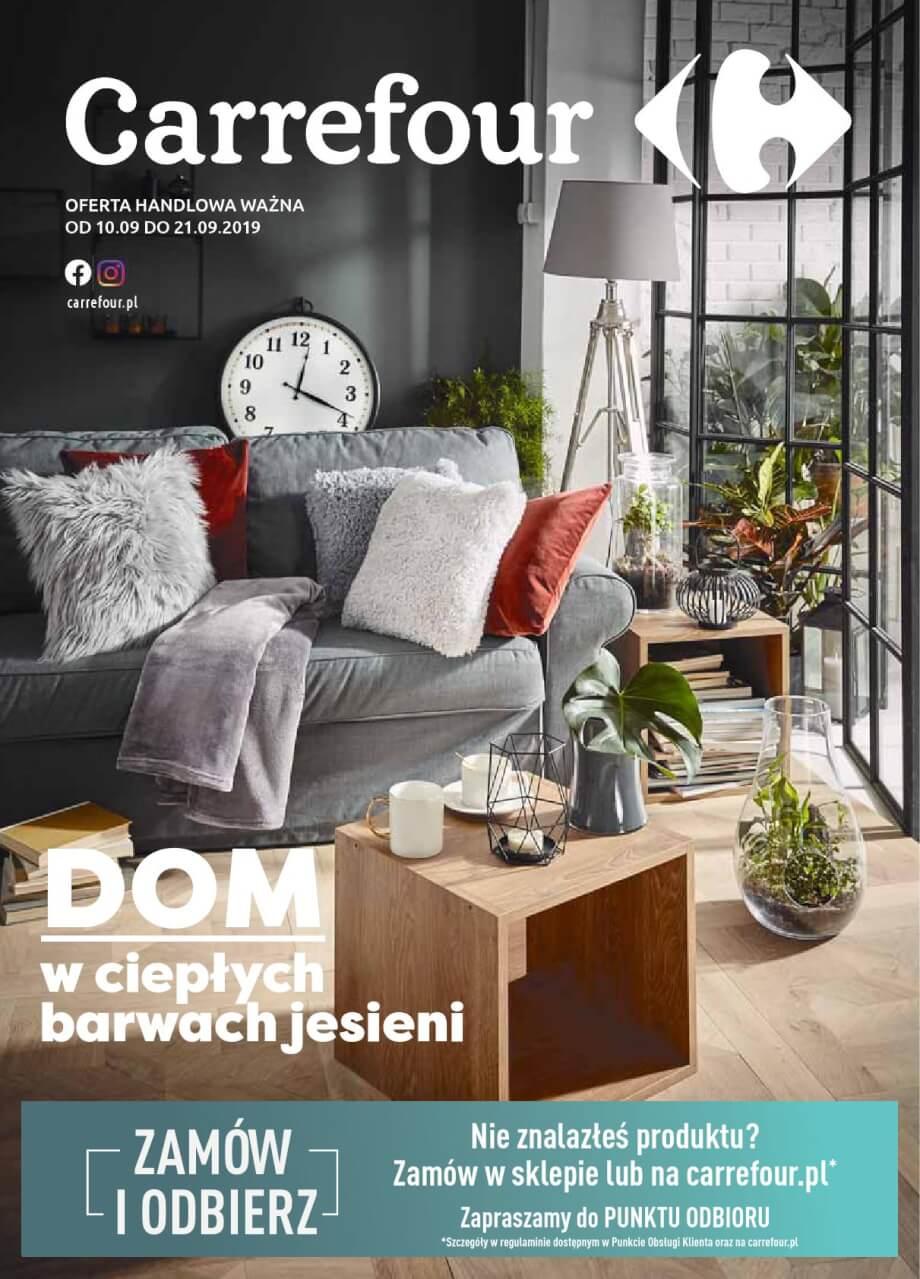 Carrefour, gazetka do 21.09.2019  s1