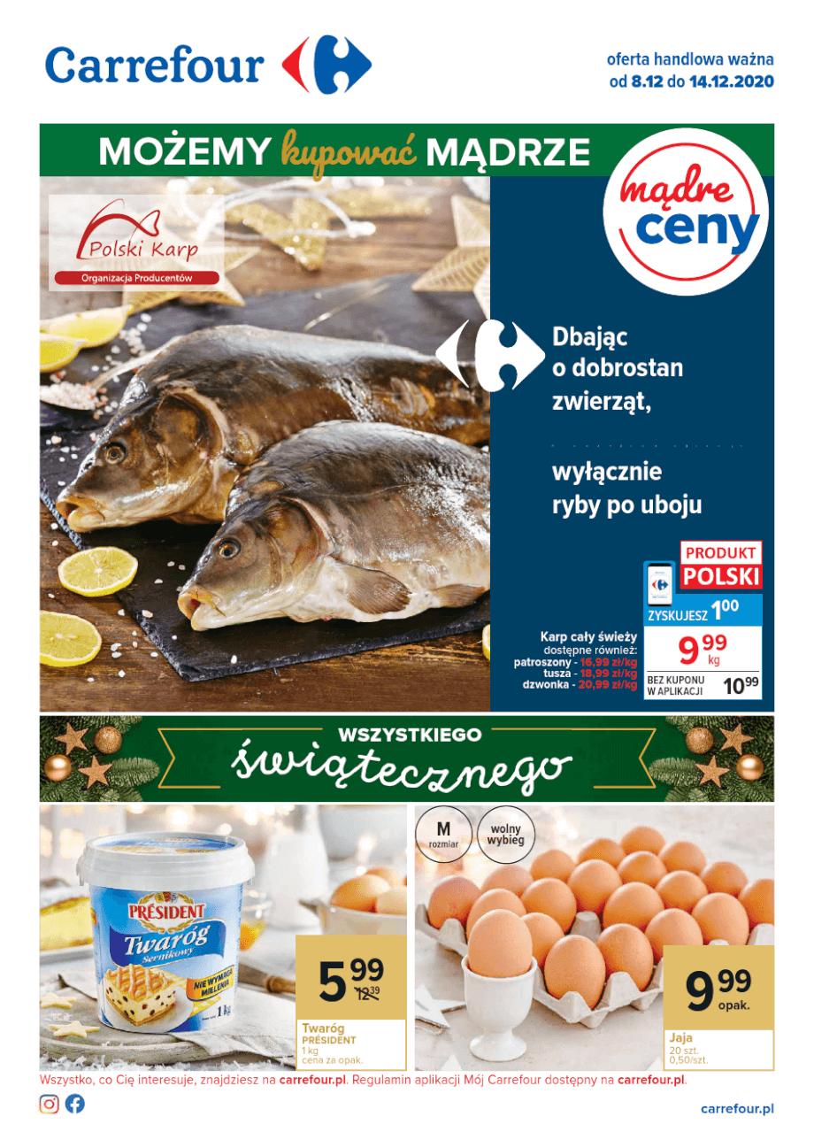 Carrefour, gazetka do 14.12.2020  s1
