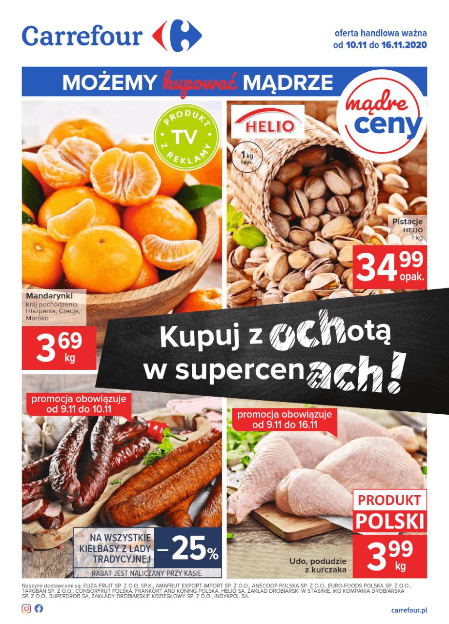 Carrefour, gazetka do 16.11.2020  s1