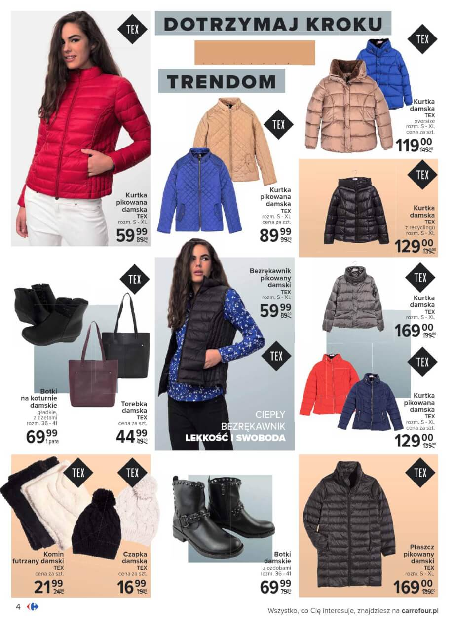Carrefour, gazetka do 24.10.2020 str.4  s4