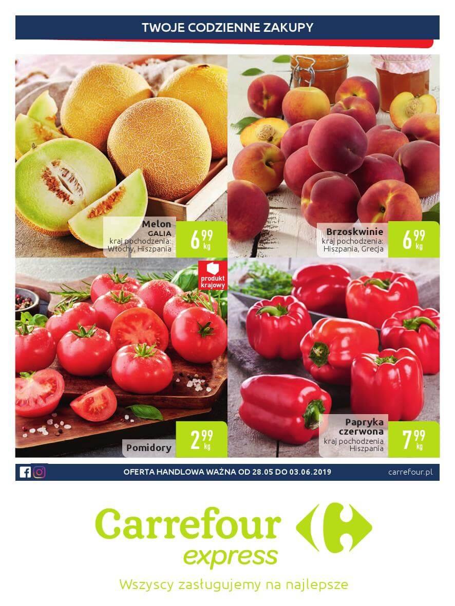 Carrefour Express, gazetka do 03.06.2019  s1