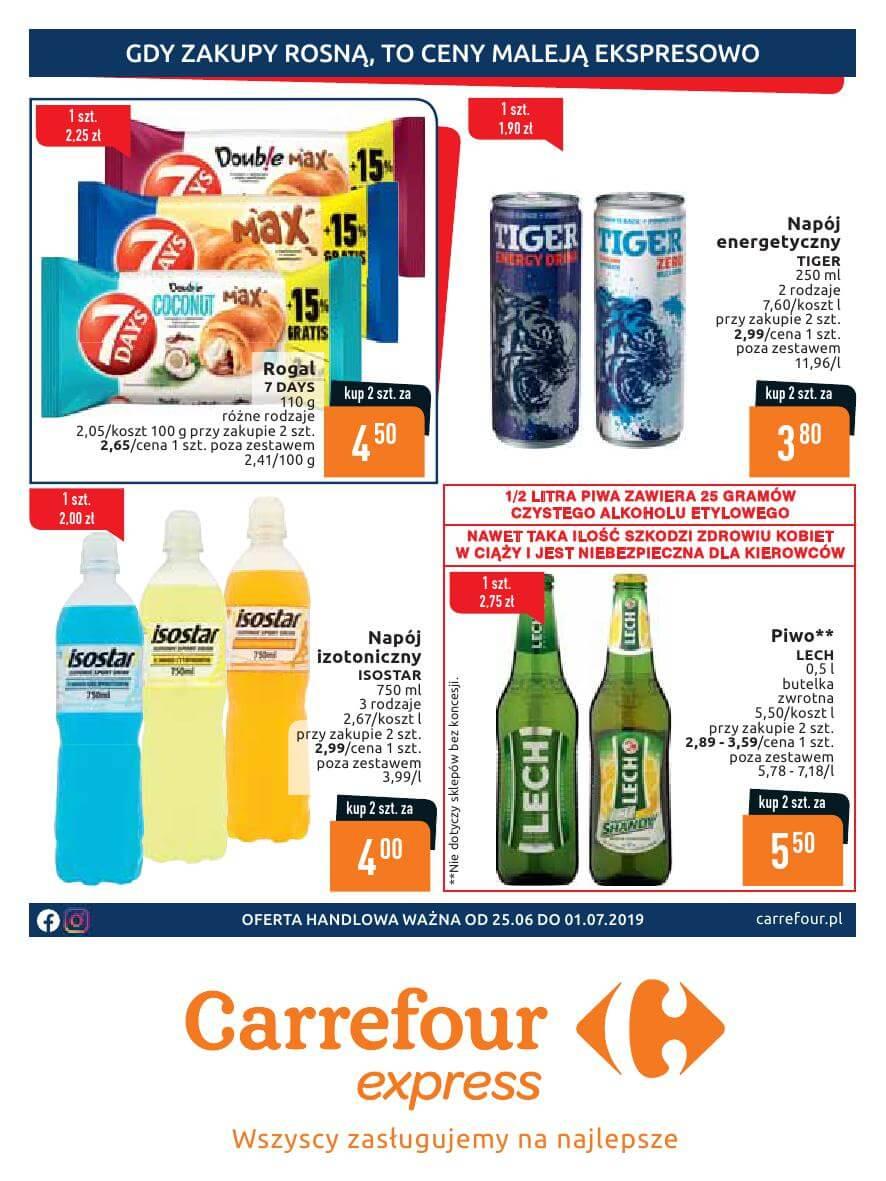 Carrefour Express, gazetka do 01.07.2019  s1