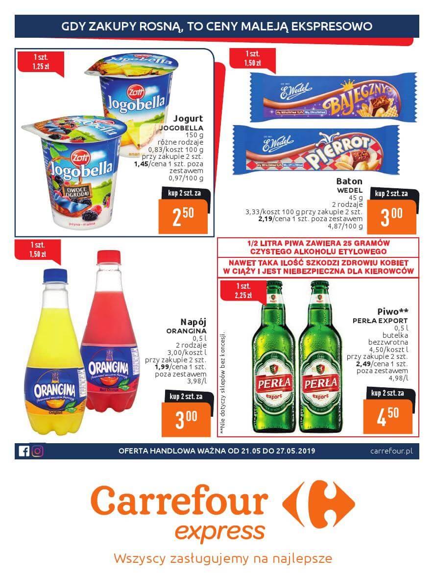 Carrefour Express, gazetka do 27.05.2019  s1