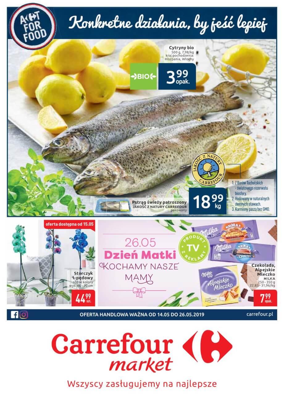 Carrefour Market, gazetka do 26.05.2019  s1