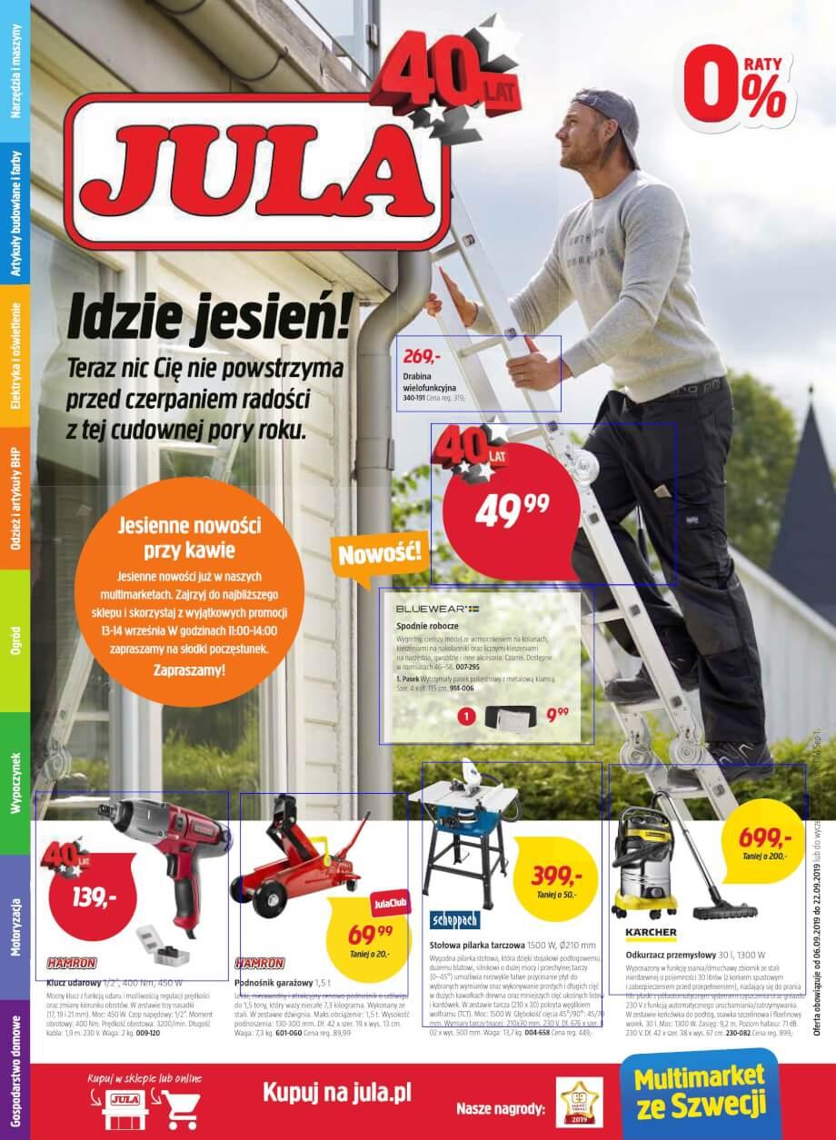 Jula, gazetka do 22.09.2019  s1