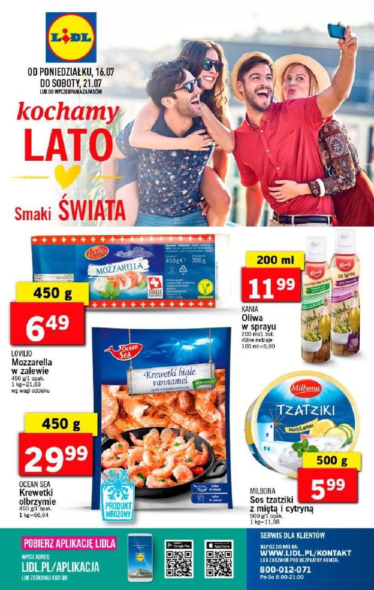 Lidl, gazetka do 21.07.2018 str.40  s40