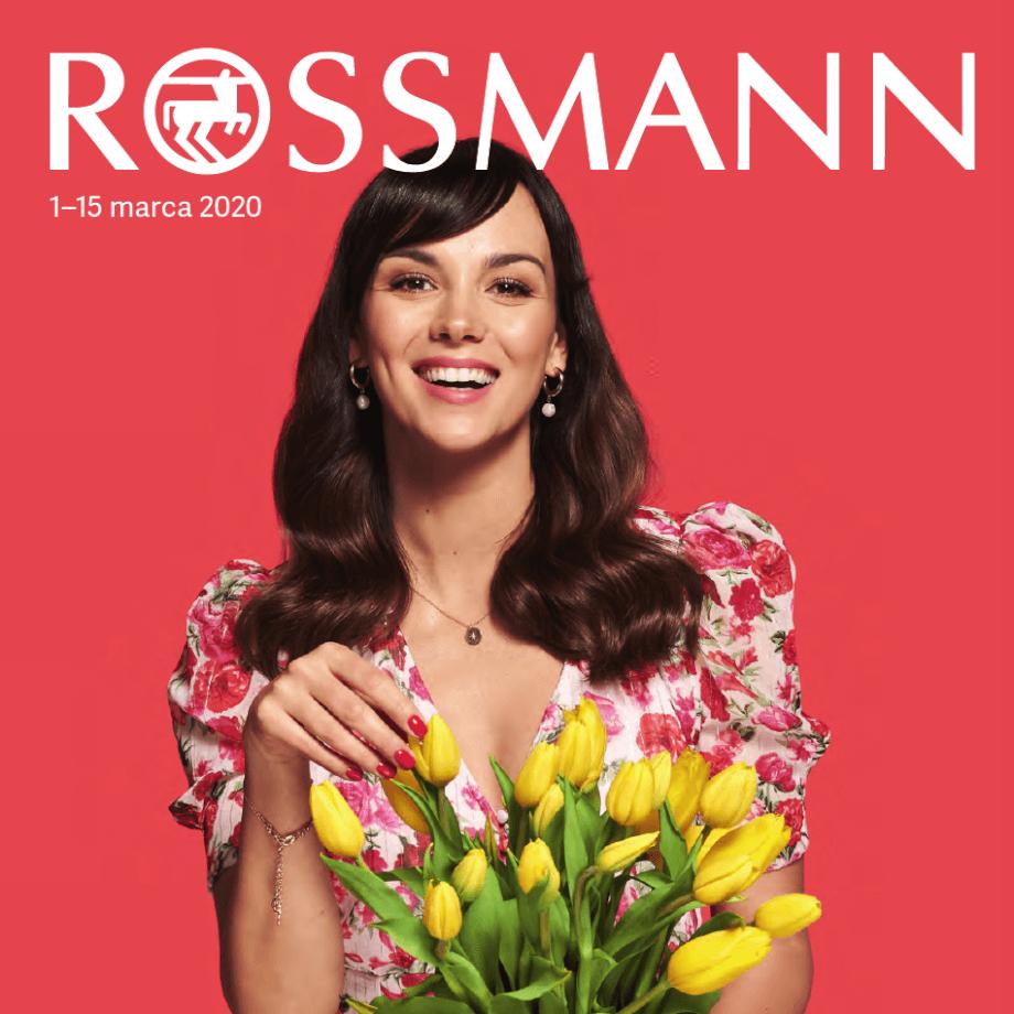 Rossmann, gazetka do 15.03.2020  s1