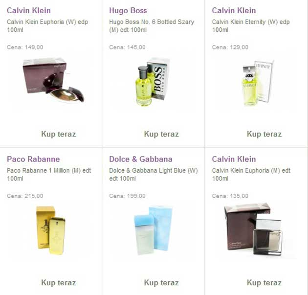 Perfumesco perfumeria online