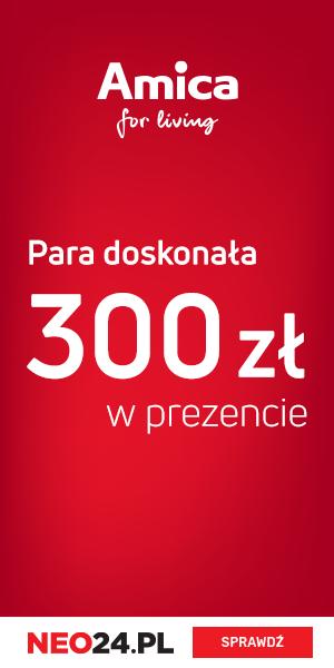NEO24 Amica Cashback 300 zł