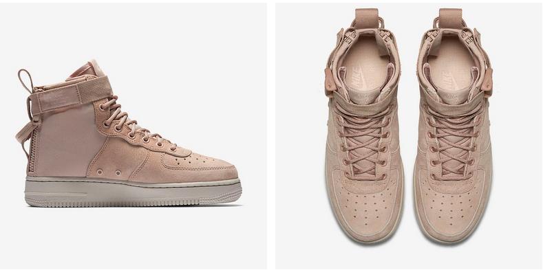 Buty damskie Nike SF Air Force 1 Mid.