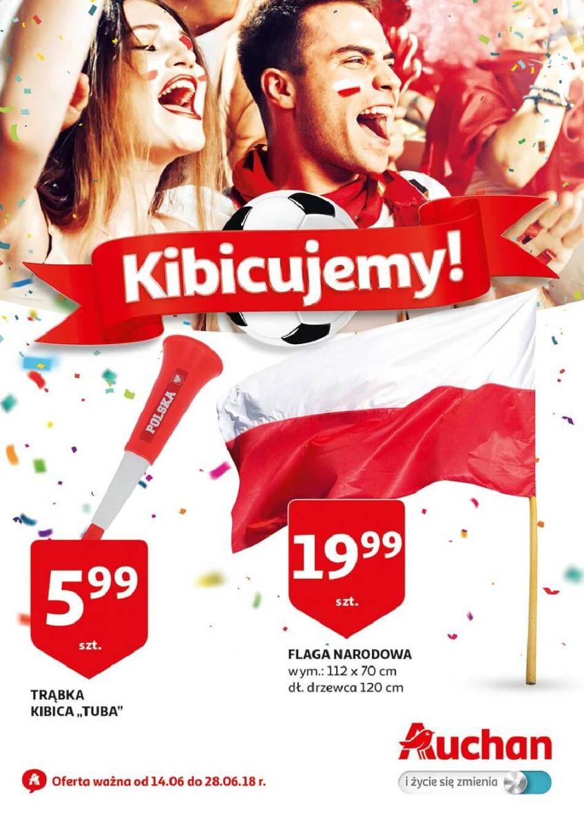 Auchan, gazetka do 28.06.2018