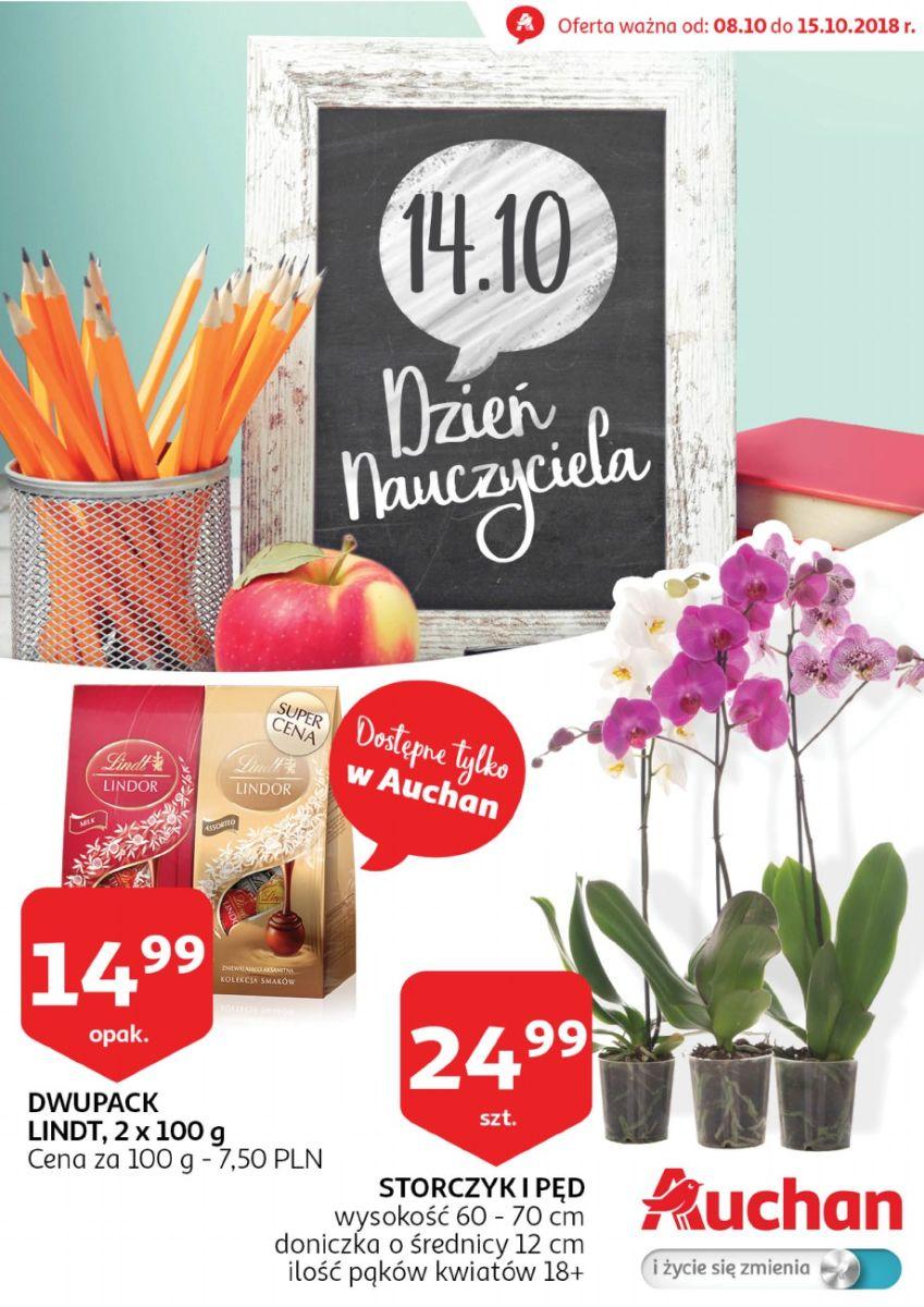 Auchan, gazetka do 15.10.2018