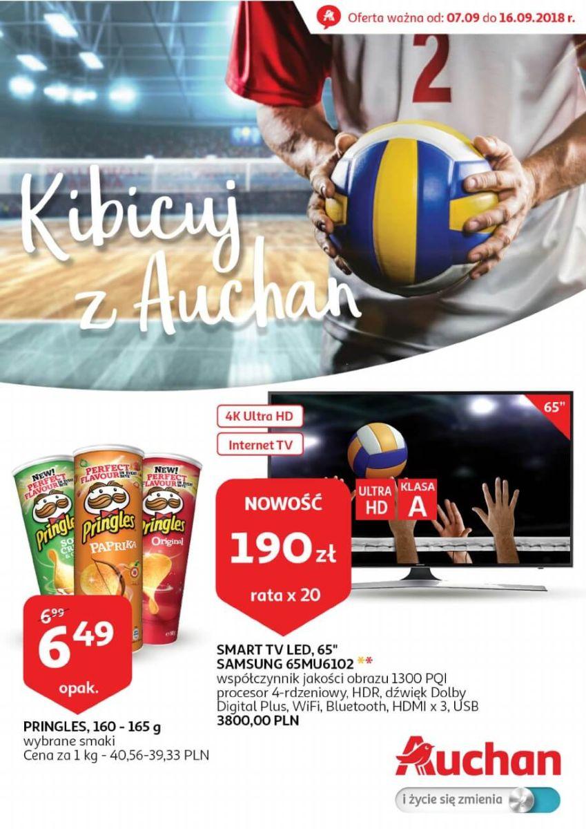 Auchan, gazetka do 16.09.2018