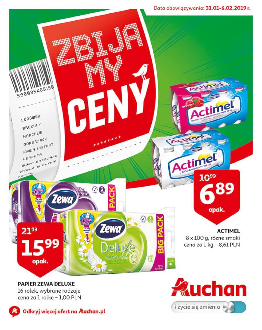 Auchan, gazetka do 06.02.2019