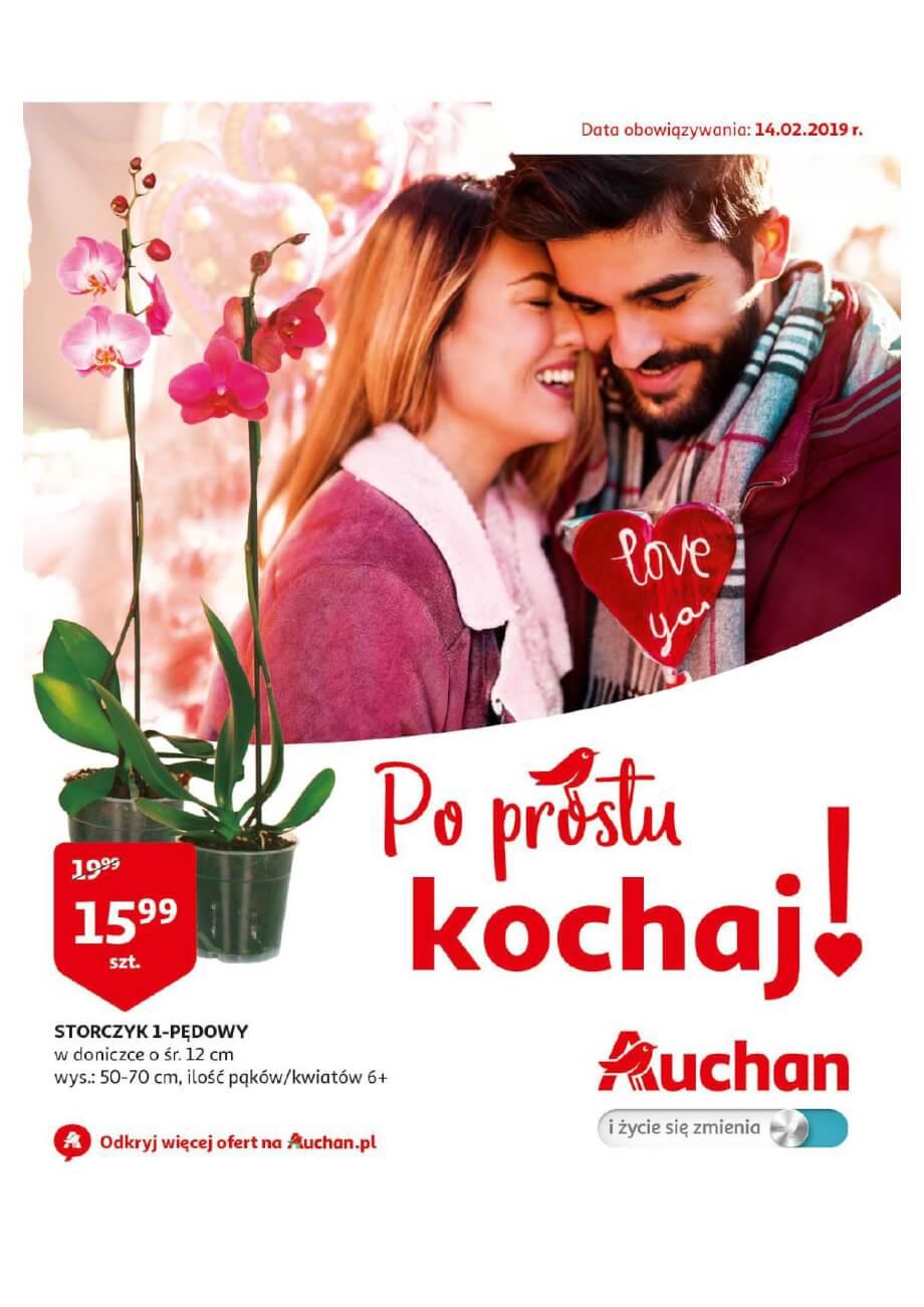 Auchan, gazetka do 14.02.2019