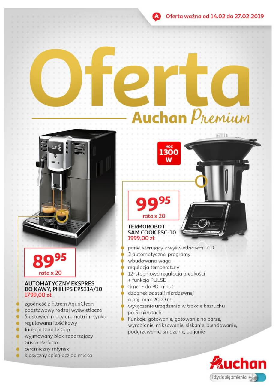 Auchan, gazetka do 27.02.2019