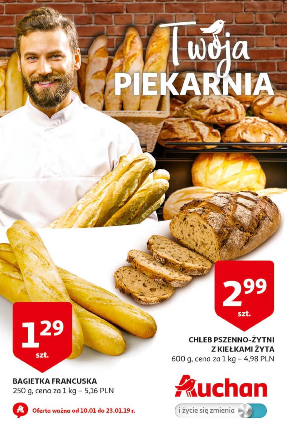 Auchan, gazetka do 23.01.2019