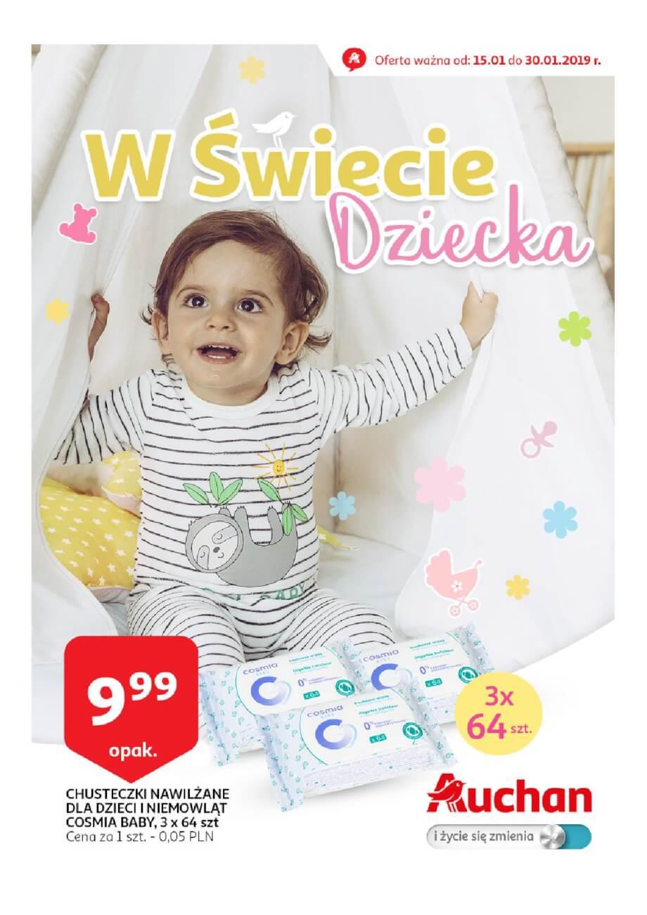 Auchan, gazetka do 30.01.2019