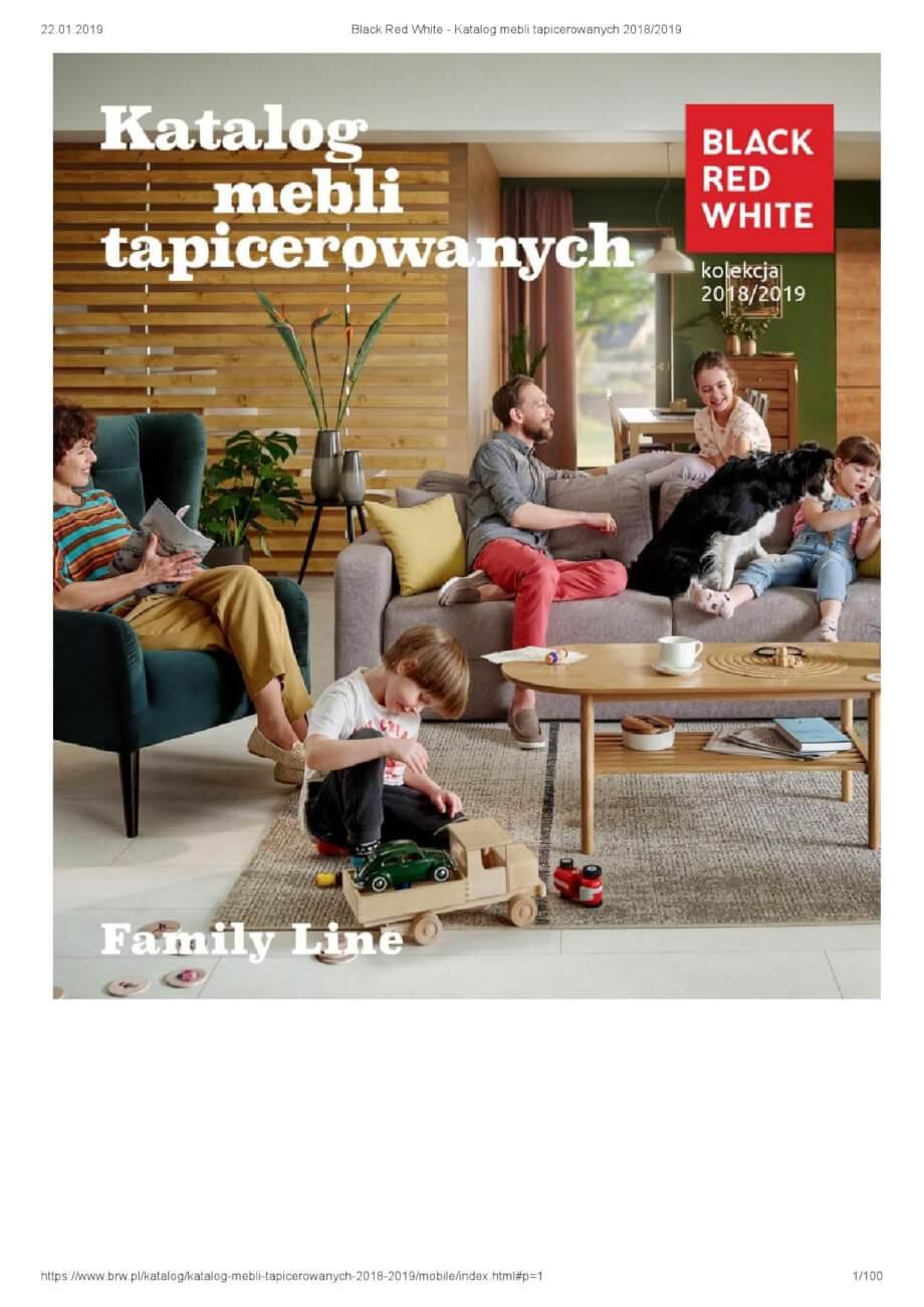 Black Red White, katalog 2018/2019