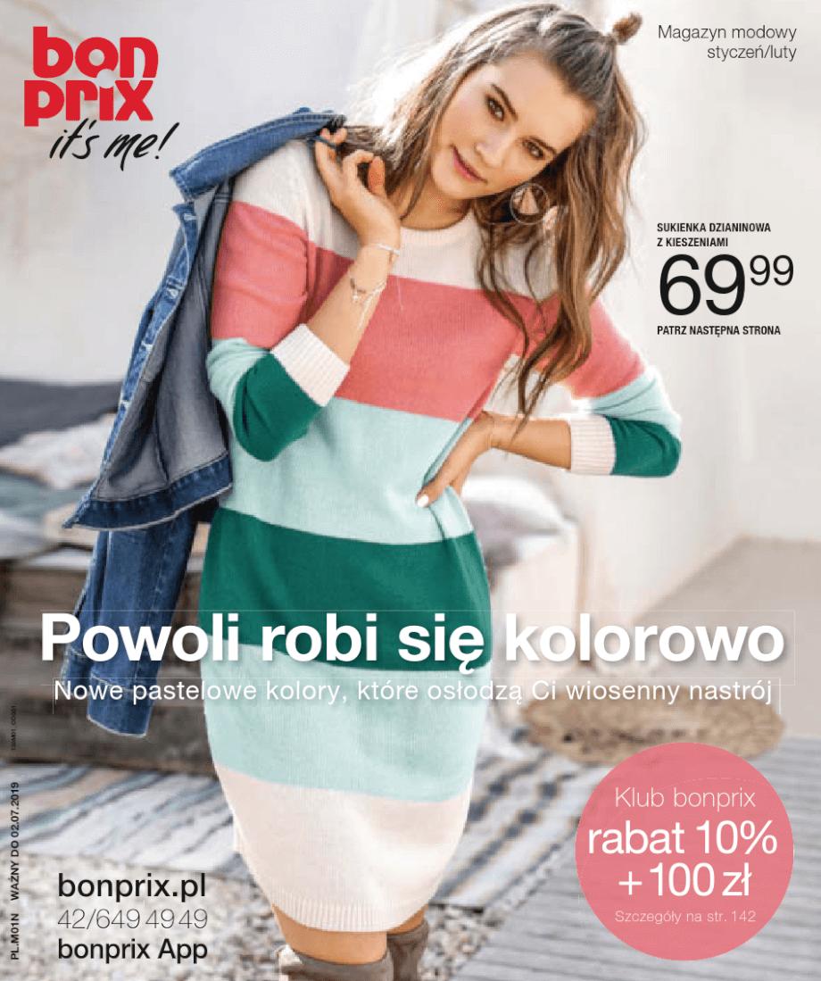 Bon Prix, gazetka do 02.07.2019
