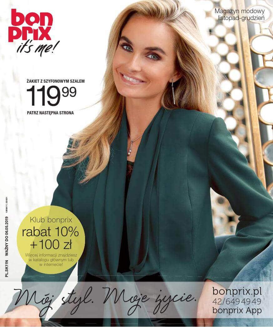 Bon Prix, katalog do 06.05.2019