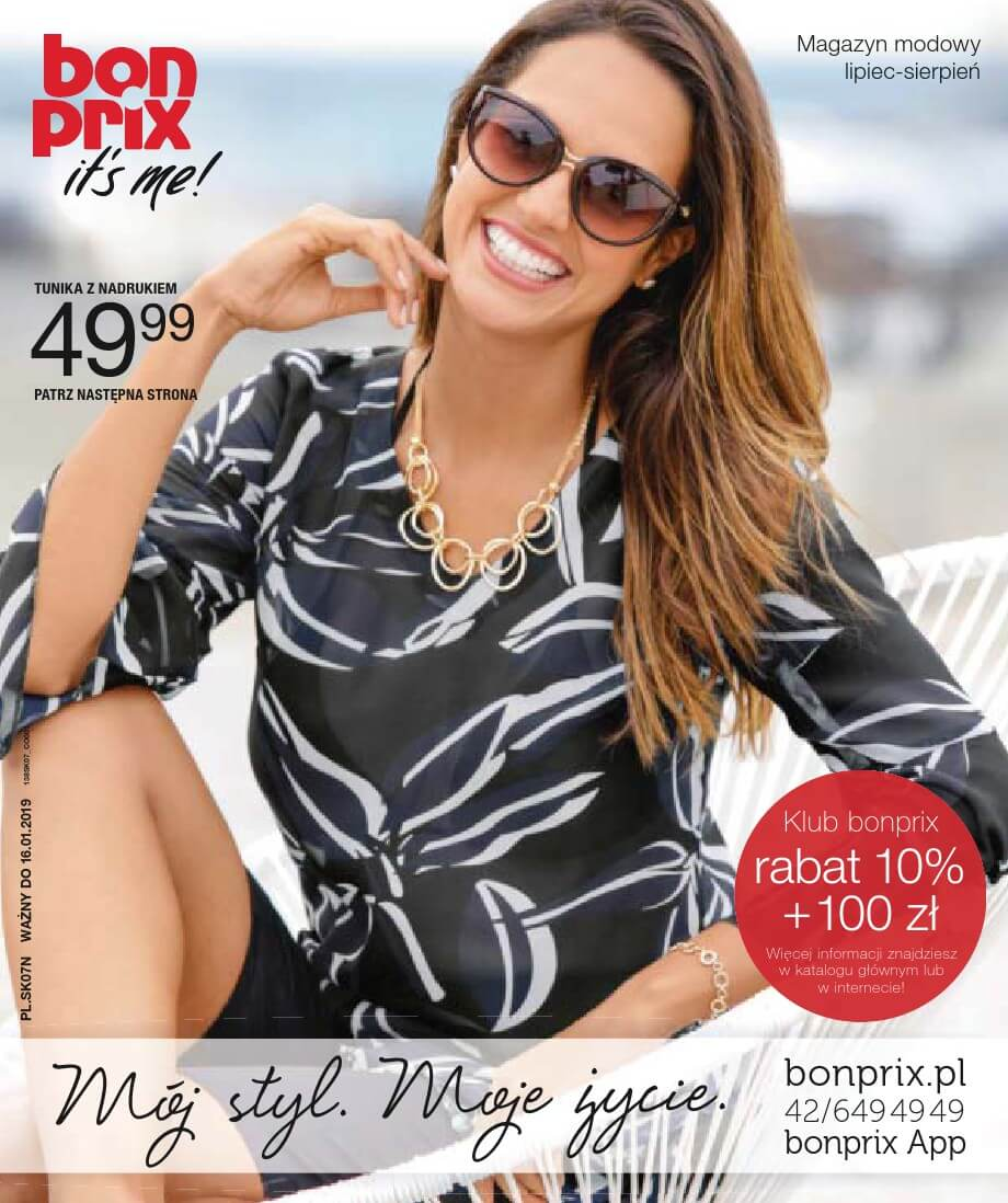 BonPrix, katalog do 16.01.2019