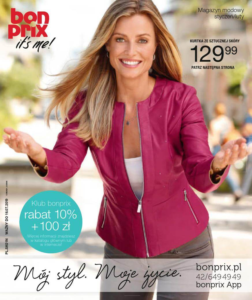 Bon Prix, katalog do 16.07.2019