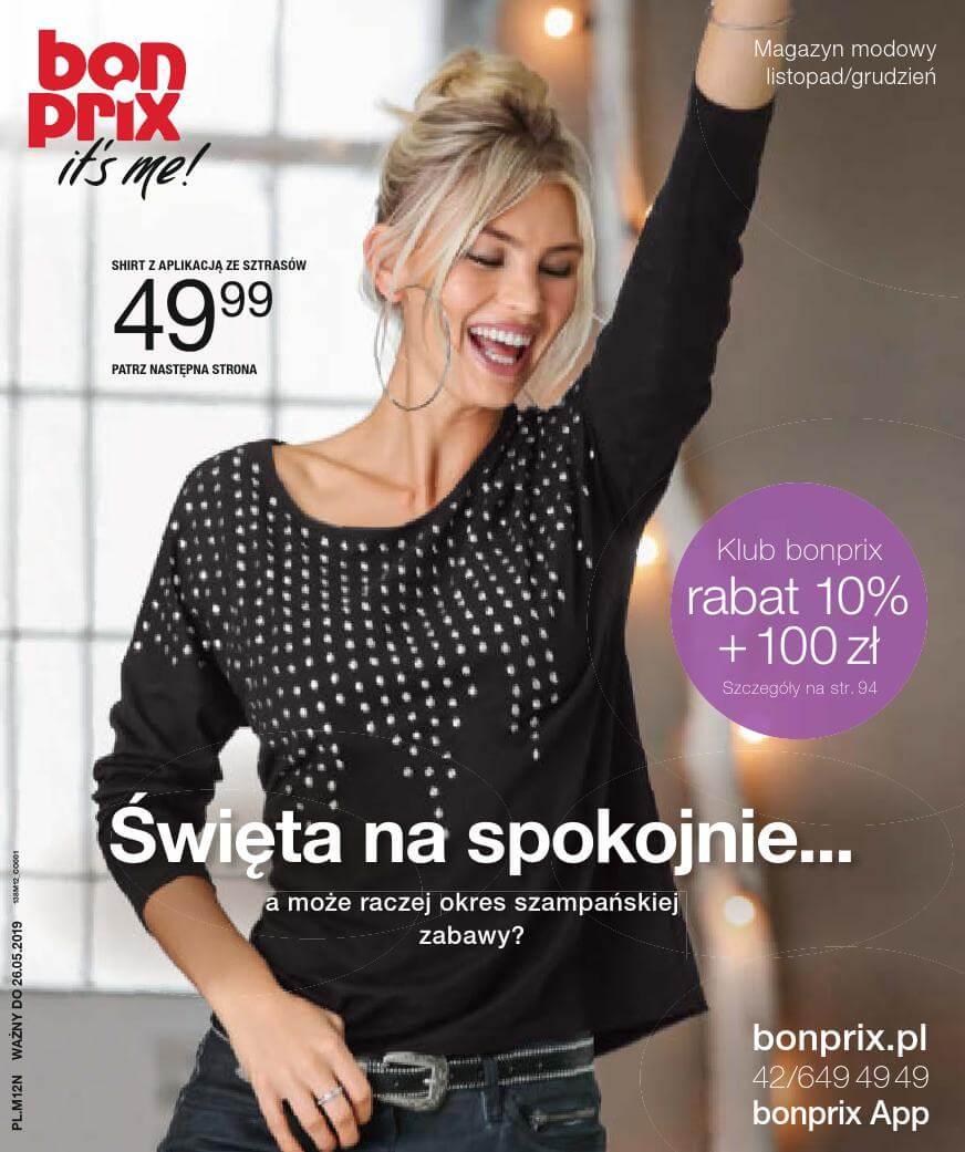 Bon Prix, gazetka do 26.05.2019