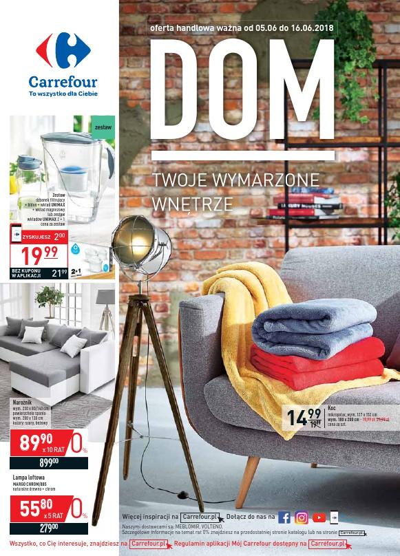 Carrefour, gazetka do 16.06.2018