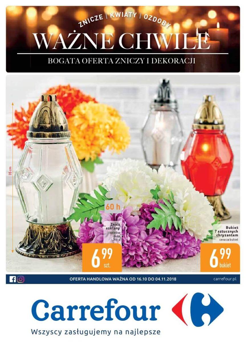 Carrefour, gazetka do 04.11.2018