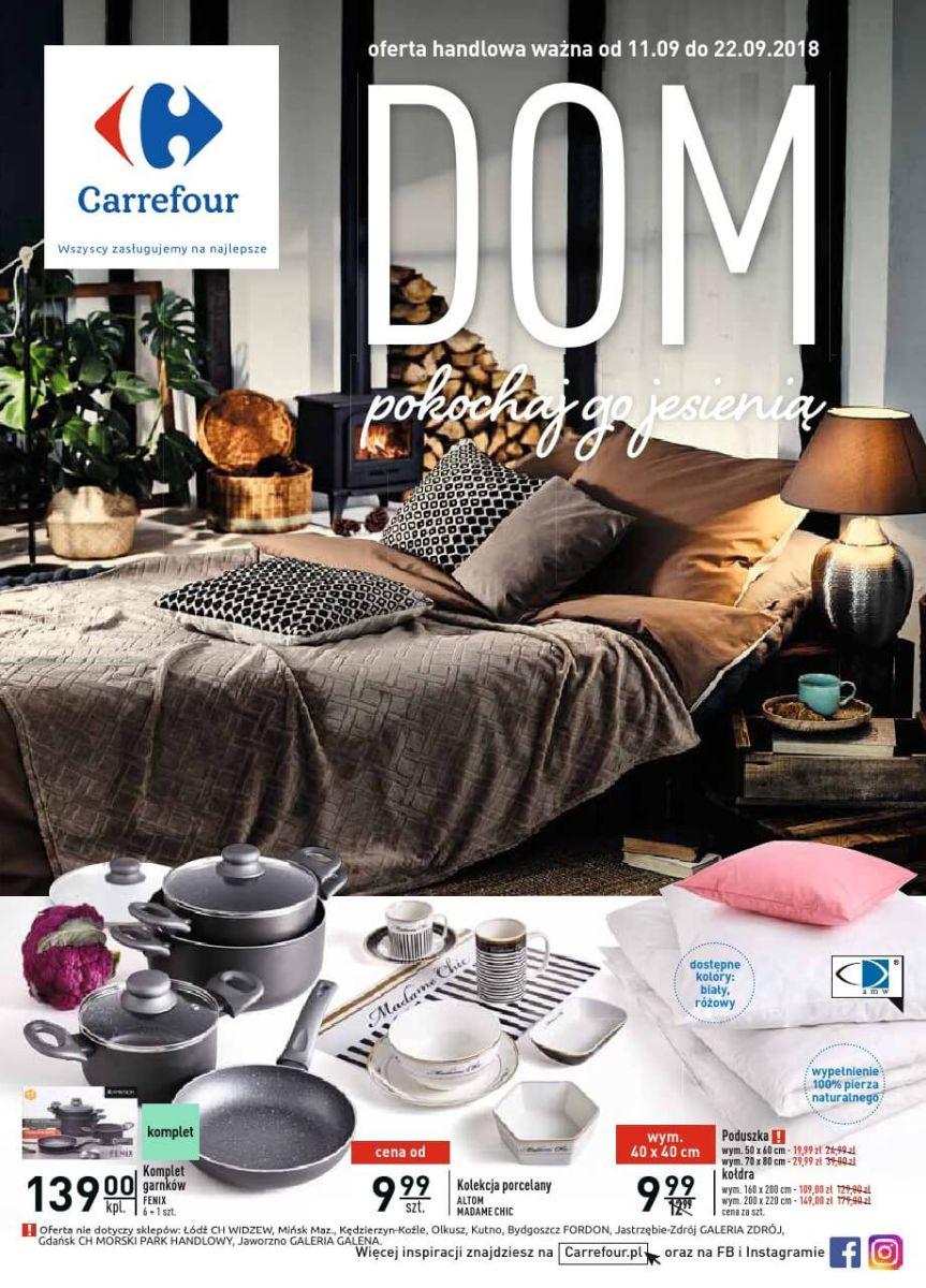 Carrefour, gazetka do 22.09.2018