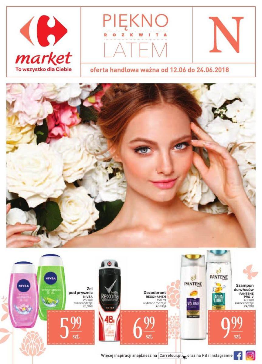 Carrefour Market, gazetka do 24.06.2018
