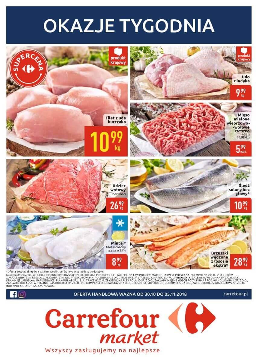 Carrefour Market, gazetka do 05.11.2018