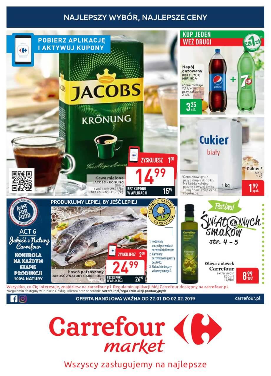 Carrefour Express, gazetka do 09.02.2019