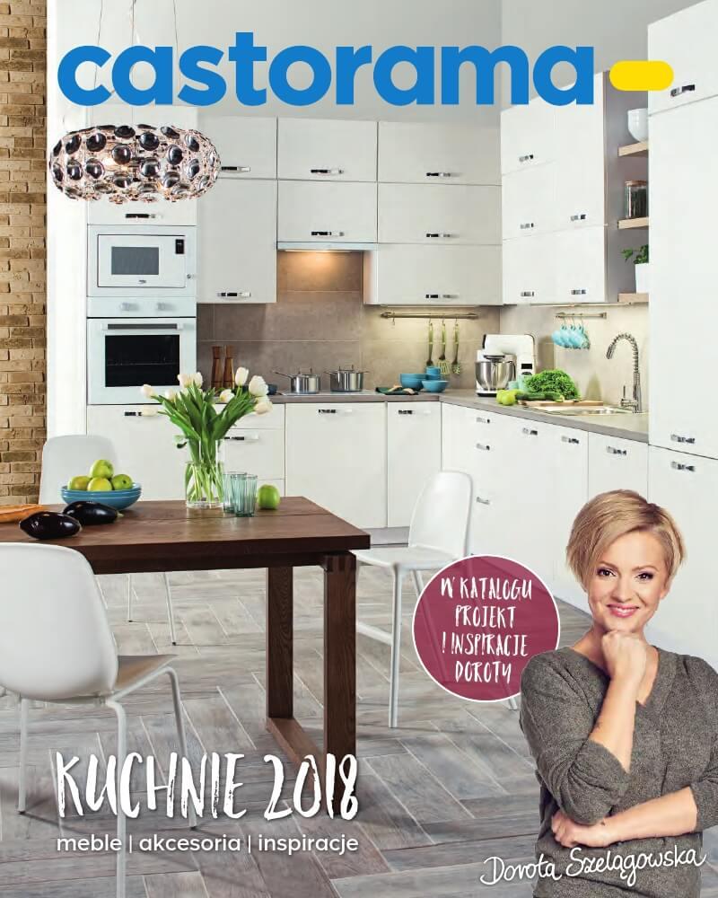 Castorama, Katalog Kuchnie 2018