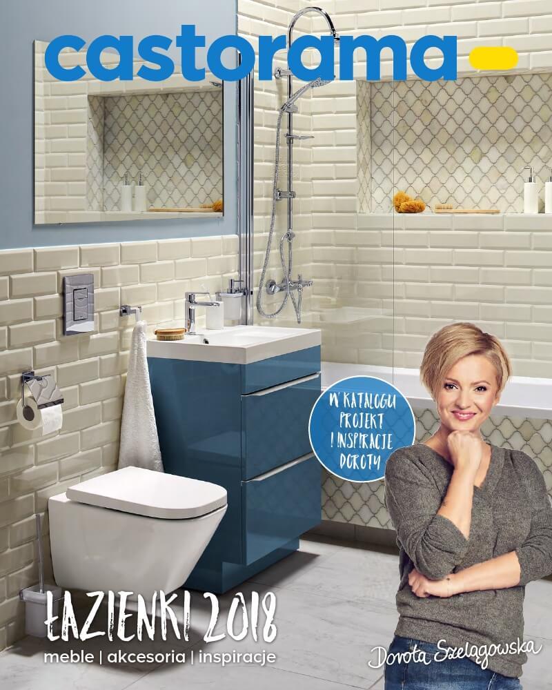 Castorama, Katalog Łazienka 2018
