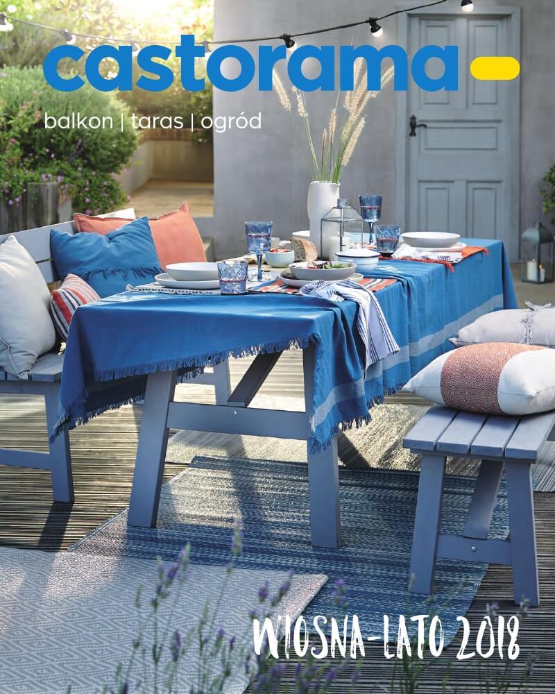 Castorama, Katalog Ogród 2018