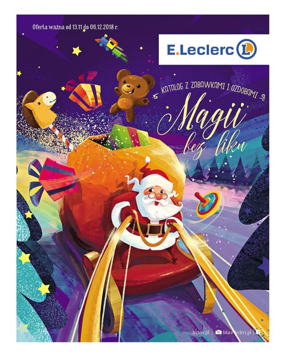 E.Leclerc, gazetka do 06.12.2018