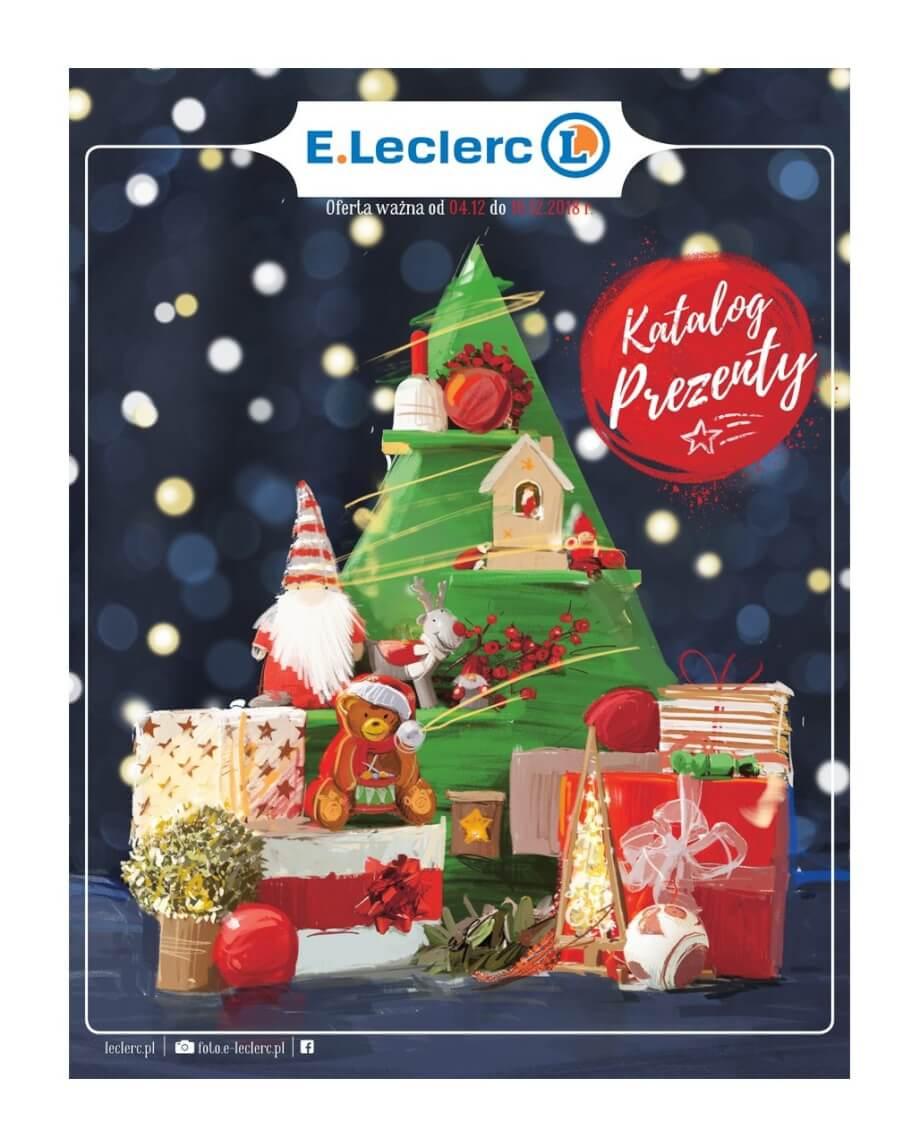 E.Leclerc, gazetka do16.12.2018