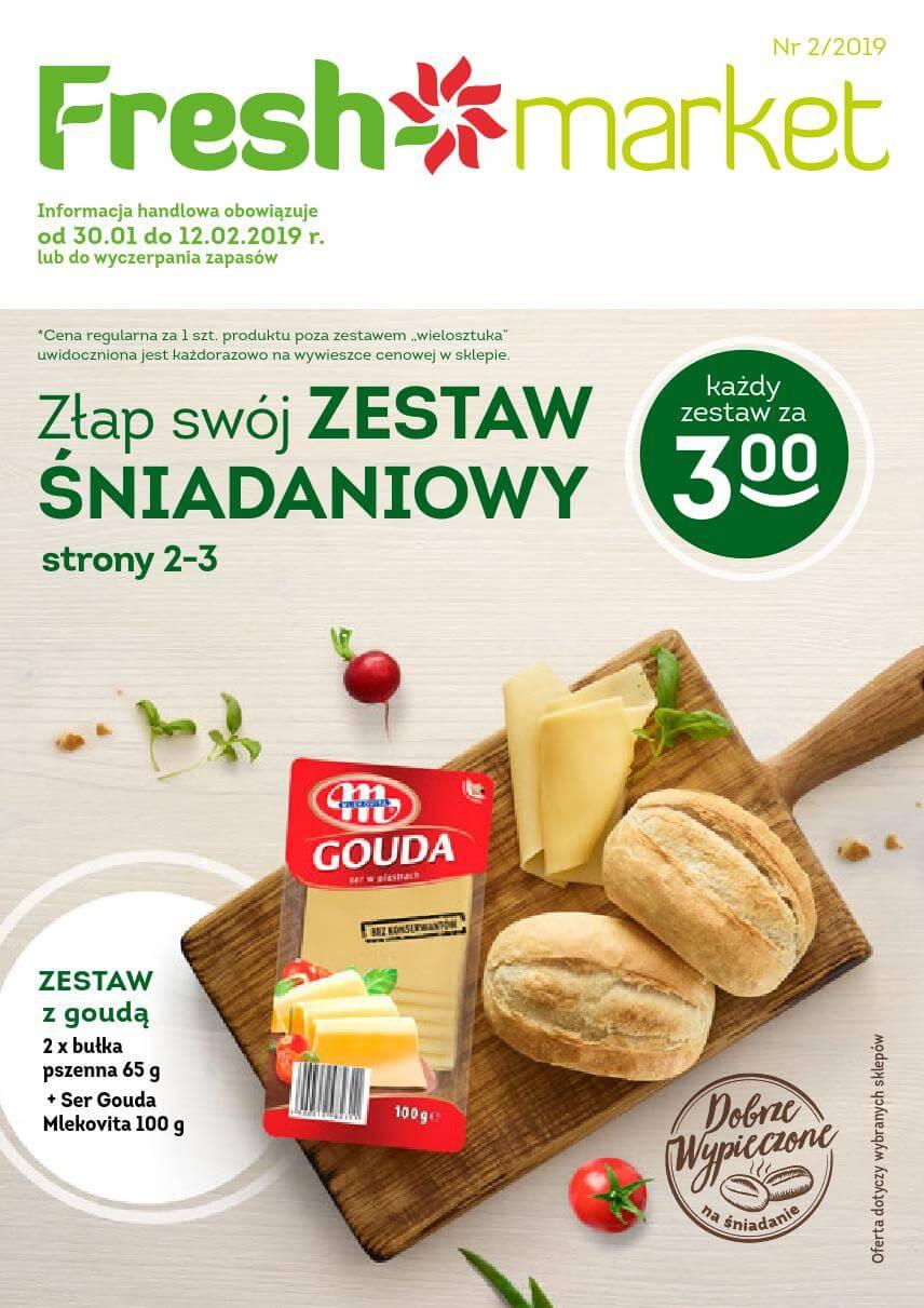Freshmarket, gazetka do 12.02.2019