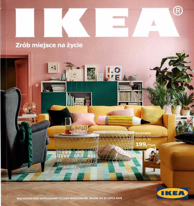 Katalog IKEA do 31.09.2018