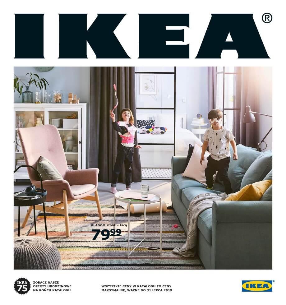 IKEA, katalog do 31.07.2019