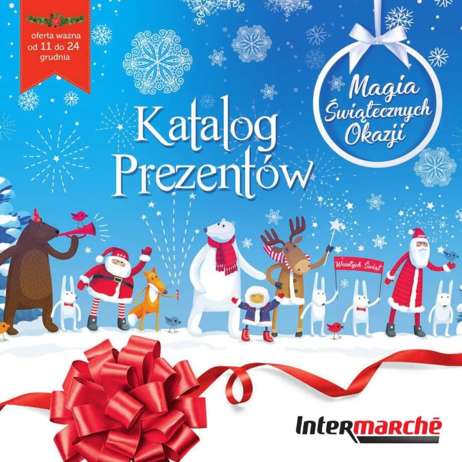 Intermarche, gazetka do 24.12.2018