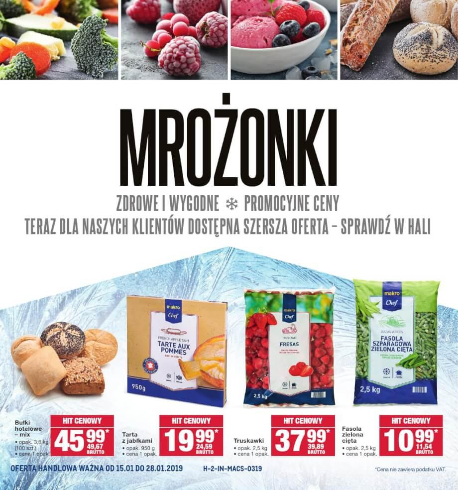 Makro, gazetka do 28.01.2019