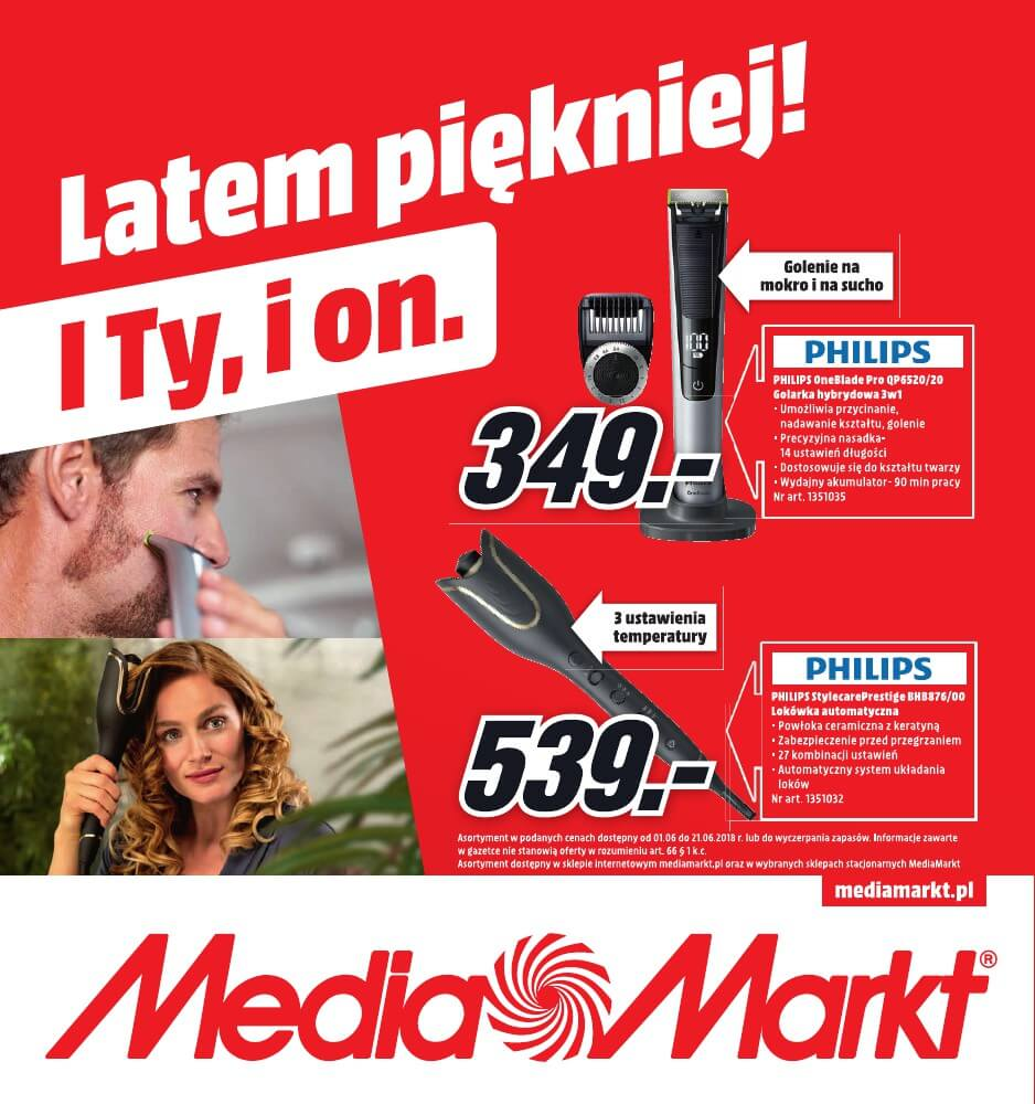 Media Markt gazetka do 21.06.2018